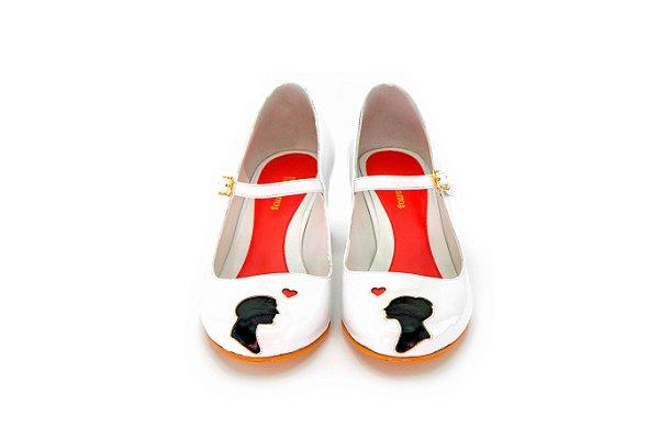 Sapato Namorados - Off White