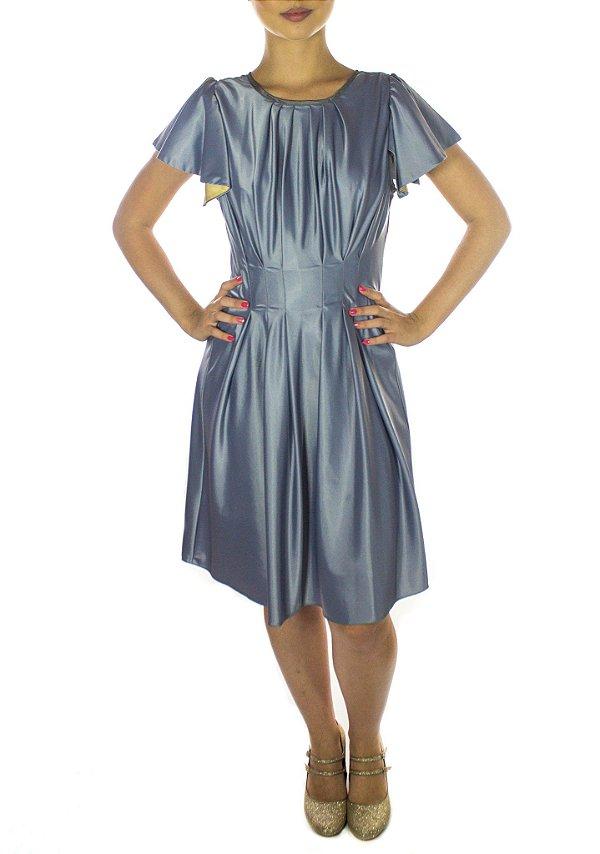 Vestido Blues - Azul