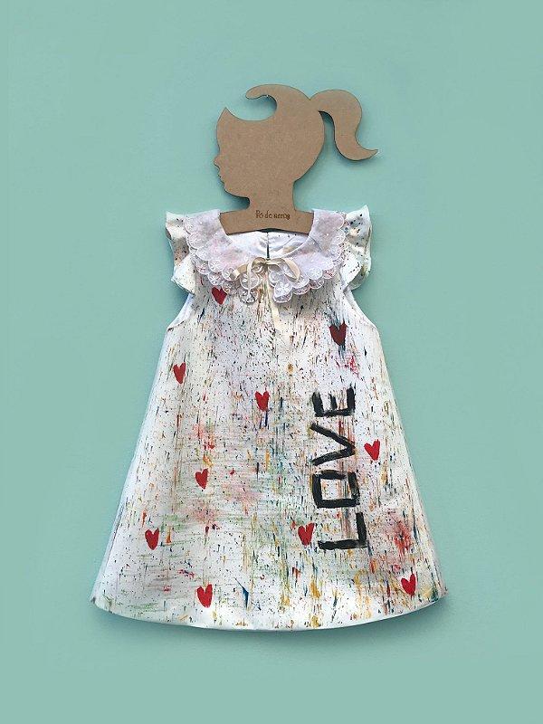 Vestido Pollove - Off White