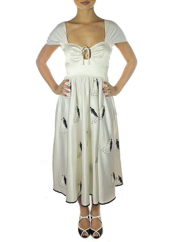 Vestido Noivinhos - Off White