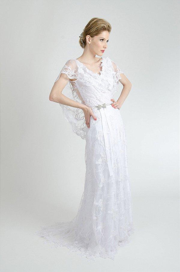 vestido de noiva valentina