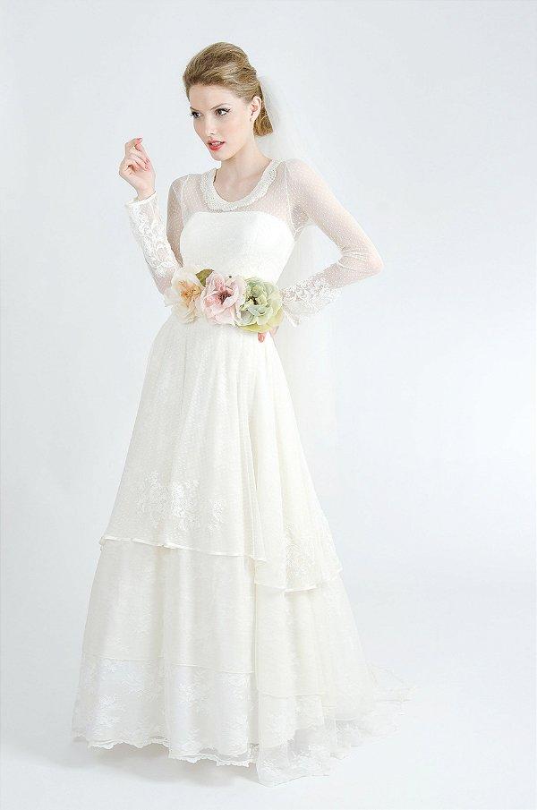 Vestido de Noiva Antonieta