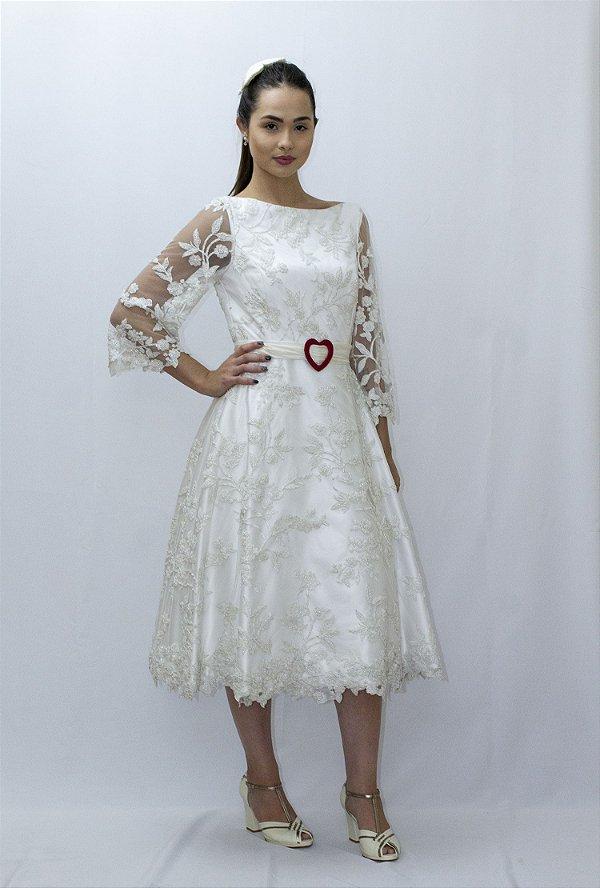 Vestido de Noiva Maki