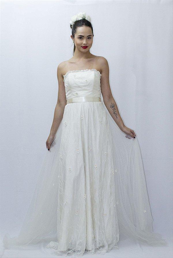 Vestido de Noiva Teodora