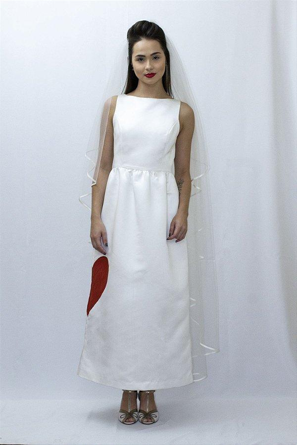 Vestido de Noiva Sabrina