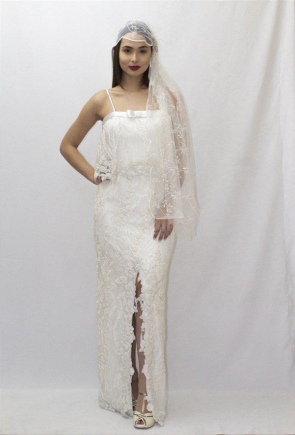 Vestido de Noiva Kokeshion
