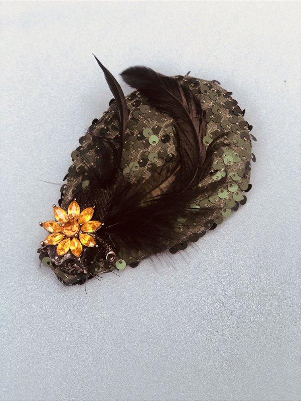 Casquete Beija Flor