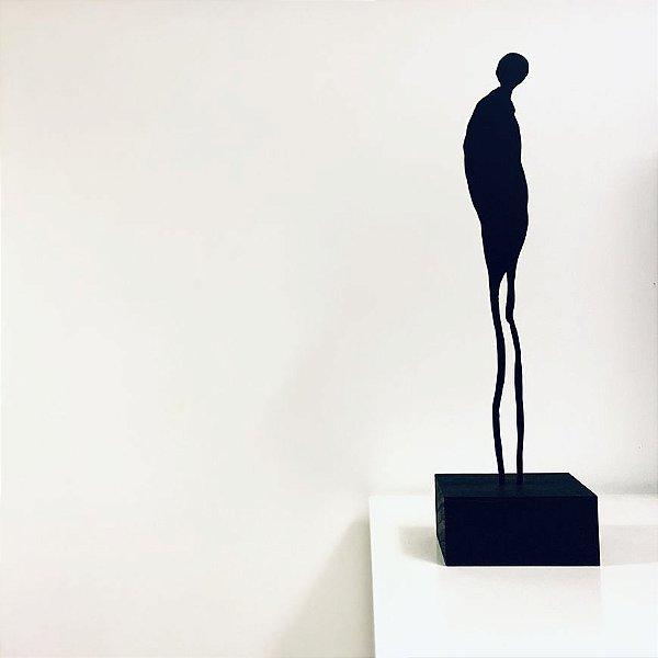 Escultura O errante