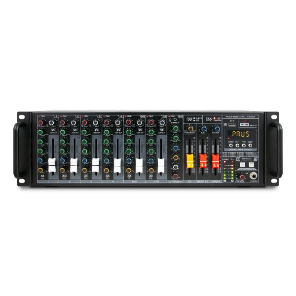Mesa de som 10 canais Arcano RAK-10 USB bluetooth