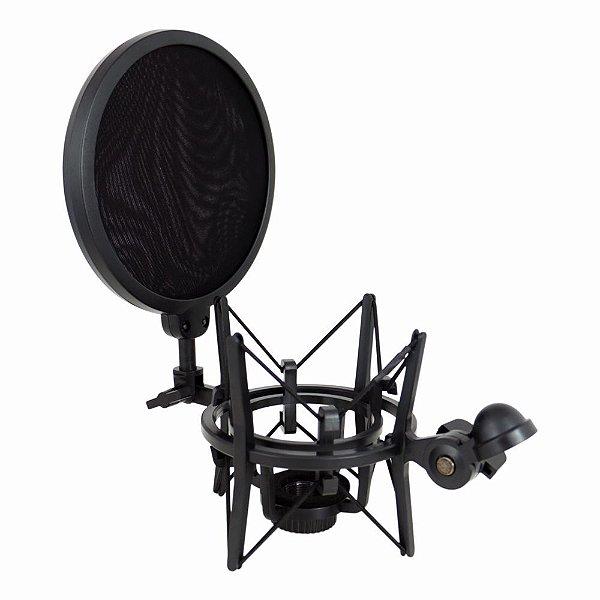 Protetor e suporte de microfones Arcano MN-1