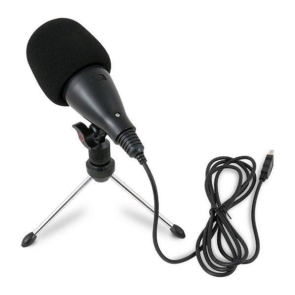 Microfone condensador de mesa USB Arcano NABUC