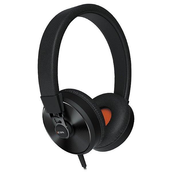 Fone de ouvido on-ear iCON Wave HD