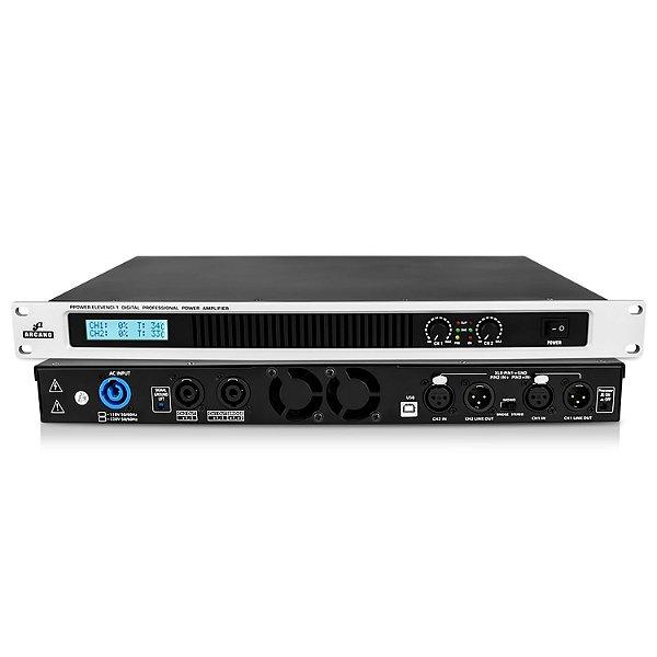 Amplificador de potência digital Arcano PPOWER-ELEVENCI-1