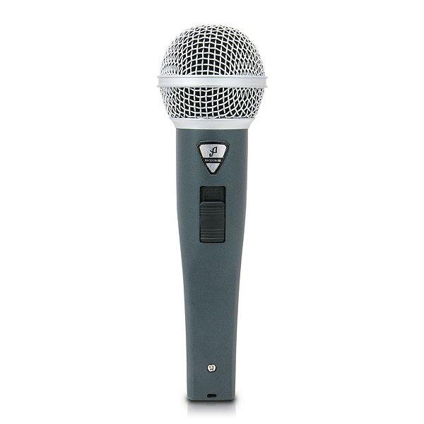 Microfone dinâmico Arcano Rhodon-8B com fio