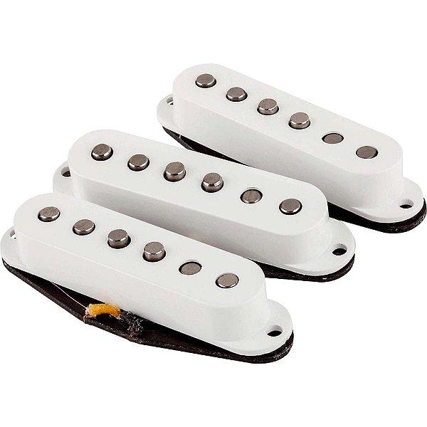 Set de Captadores Para Guitarra FAT '50 STRAT Branco FENDER