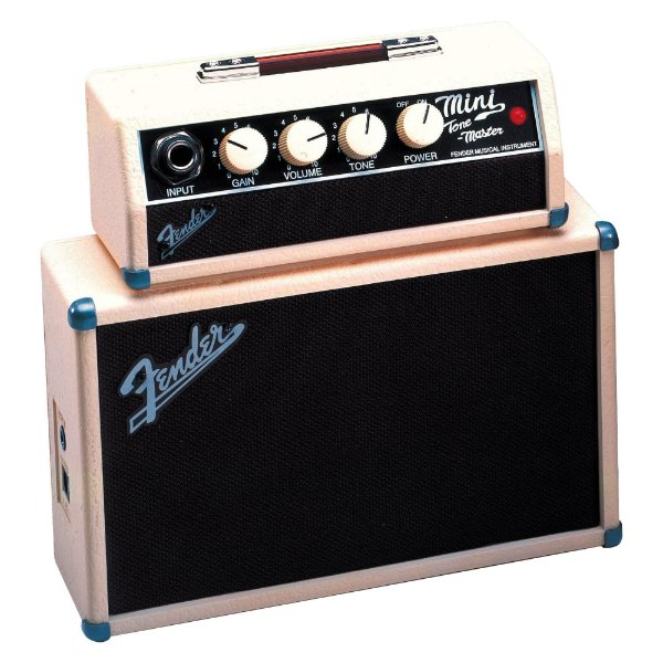 Mini Amplificador Guitarra TONE MASTER Blonde FENDER