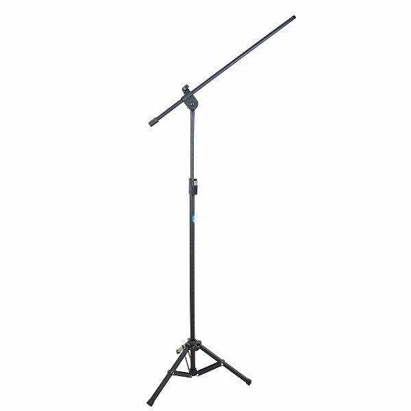 Pedestal Para Microfone ou Banner Girafa TPA Preto ASK