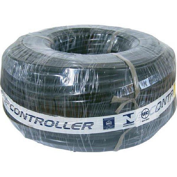 Fio PP 2x1,00mm Preto CONTROLLER - RL / 100