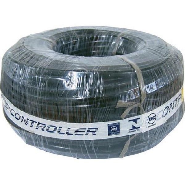 Fio PP 4x1,00mm Preto CONTROLLER - RL / 100