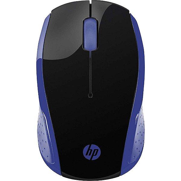 Mouse sem Fio 1000 DPI X200 Azul OMAN HP