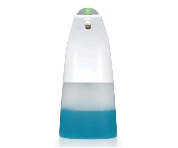 Dispenser de sabão líquido saboneteira automática de espuma