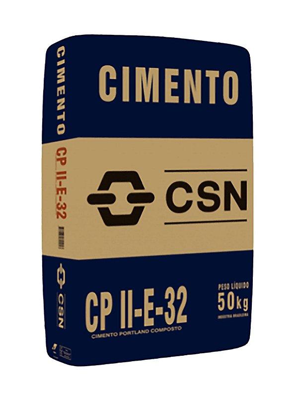 Cimento CSN CP II-E-32