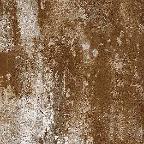 Porcelanato Metallic Brown HD 51X51 cm