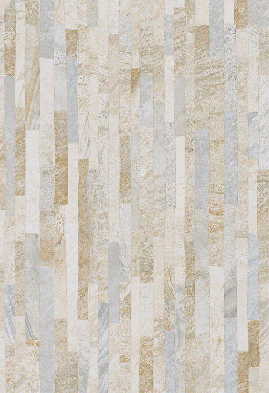 Revestimento Filetto Pietra Bianco HD 45X66 cm