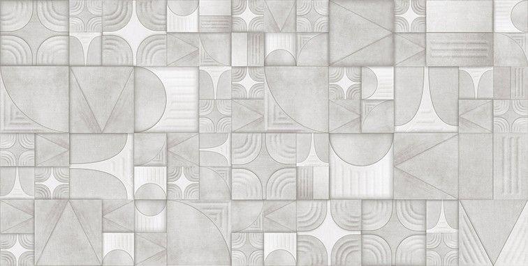 Revestimento Alvorada Grey 50x100,7 cm