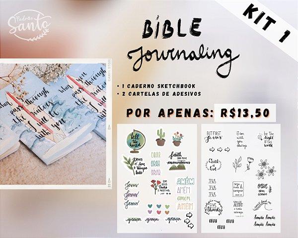 Kit 1 - Bible Journaling
