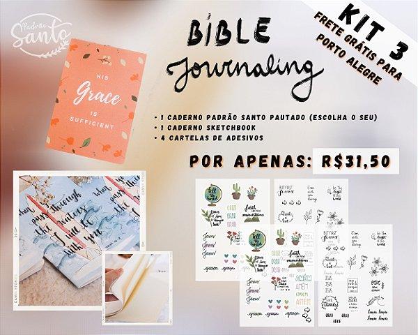 Kit 3 - Bible Journaling