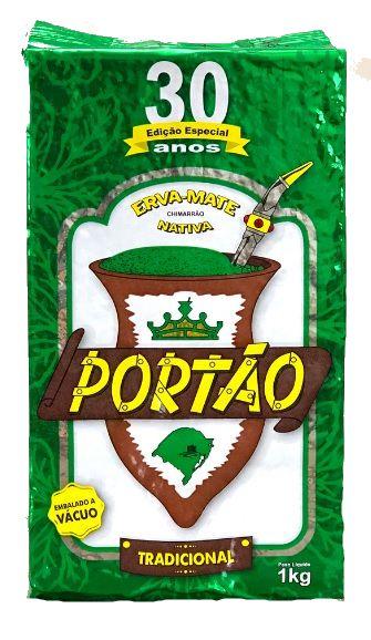 ERVA-MATE PORTÃO 1KG TRAD VACUO