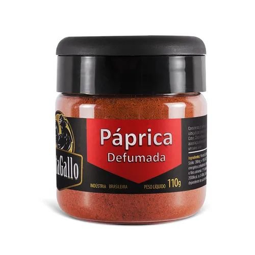 PAPRICA DEFUMADA 110G - CANTAGALLO