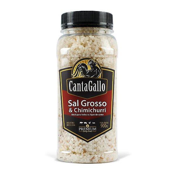 SAL GROSSO E CHIMICHURRI 900G - CANTAGALLO