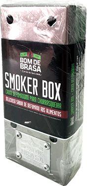 SMOKE BOX BOM DE BRASA