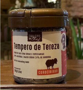TEMPERO DE TEREZA CORDEIRINHO 150G