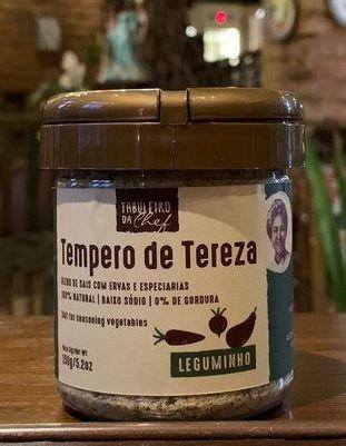 TEMPERO DE TEREZA LEGUMINHO 150G