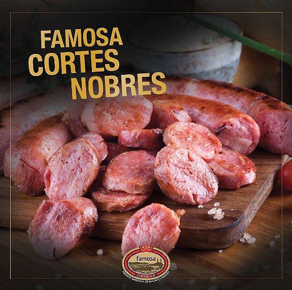 LINGUIÇA FAMOSA BLEND CORTES NOBRES 400G