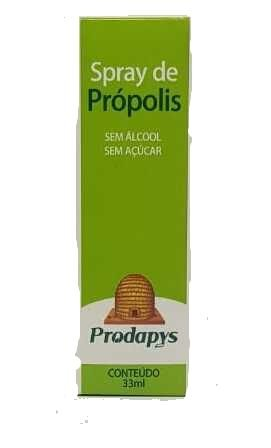 SPRAY DE PROPOLIS *SEM ALCOOL E AÇUCAR*