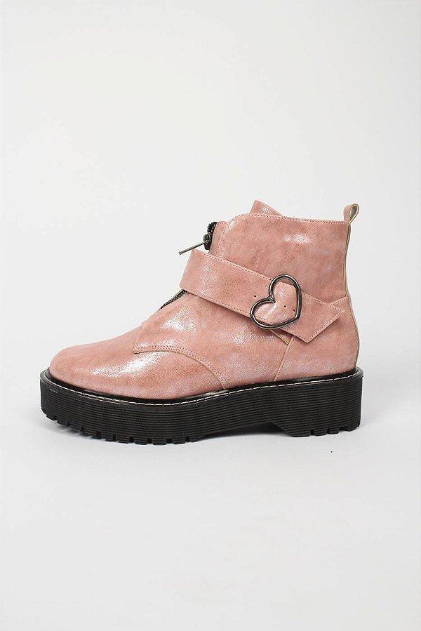 Bota Love Pink