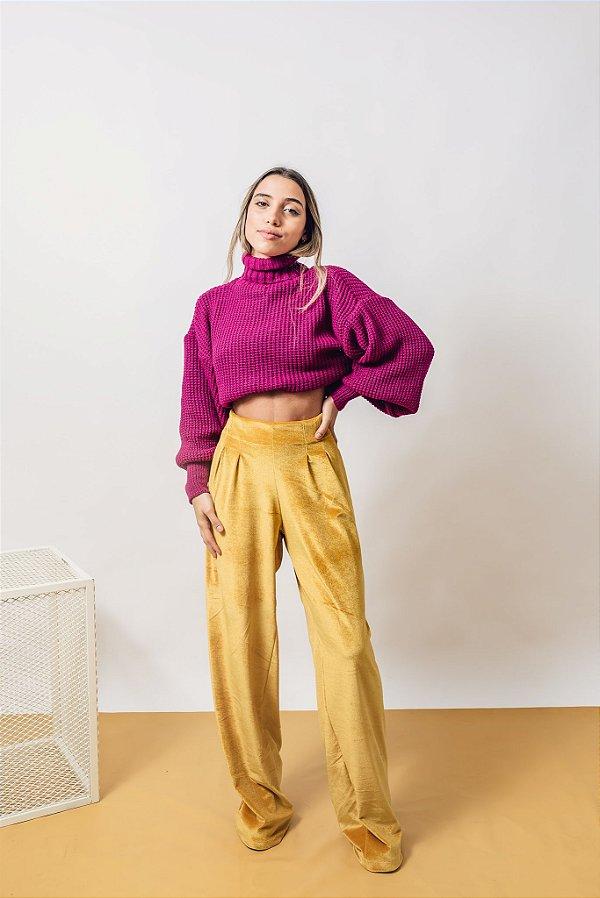 Pantalona Veludo