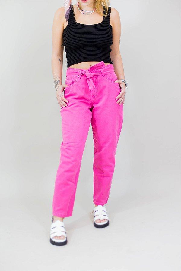 Calça Jeans Benedict pink
