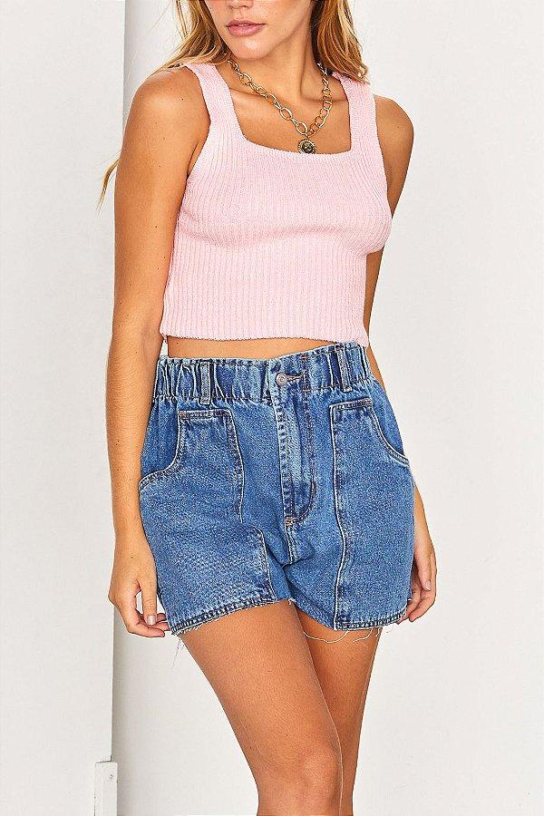 Short Jeans Elástico