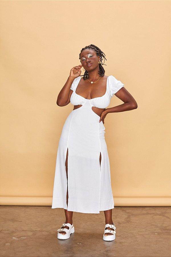 Vestido Gipsy Branco