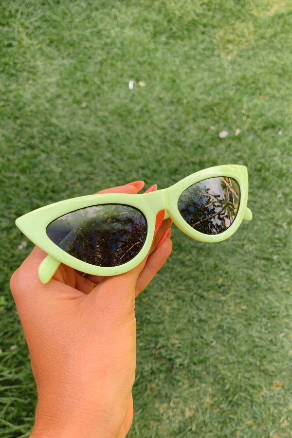 Sunglasses City Verde