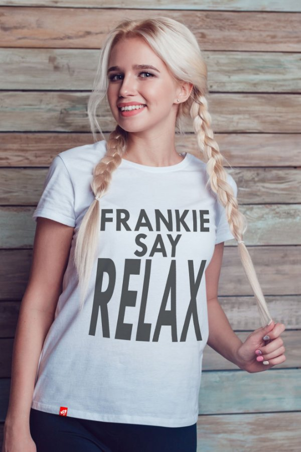Frankie Say Relax ( Baby Look)