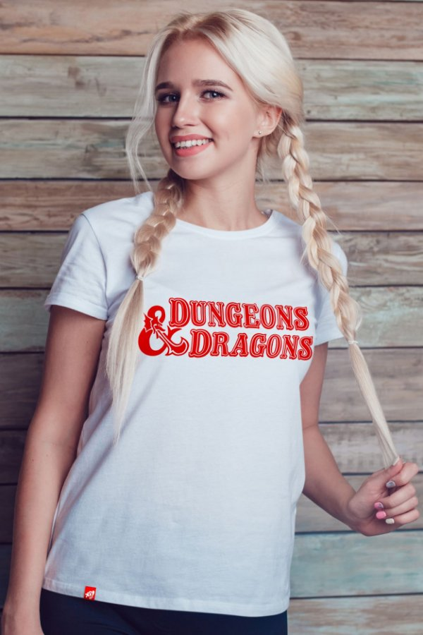 Dungeons & Dragons (Baby Look)