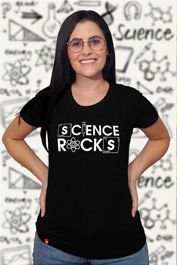 Science Rocks (Baby Look)