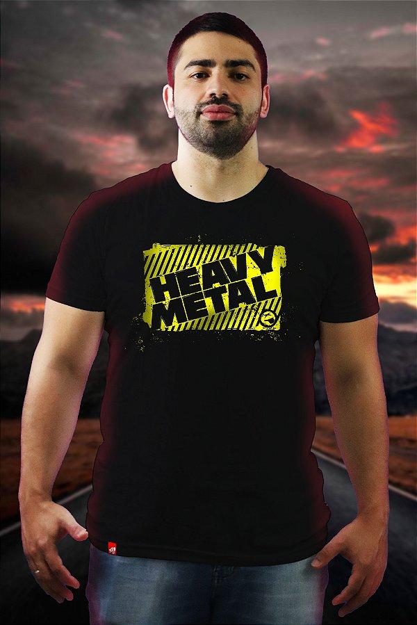 Heavy Metal (T-Shirt Unissex)