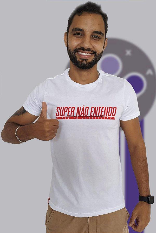 Super Não Entendo (T-shirt Unissex)